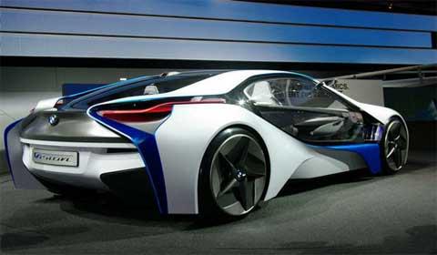 BMW หวังสร้างรถยนต์อนาคตในเร็วๆนี้