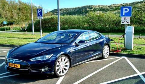 รถยนต์แห่งโลกอนาคตที่ใช้พลังงานไฟฟ้า